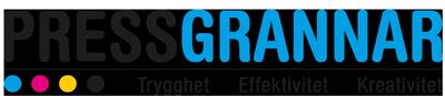 Pressgrannar Logo